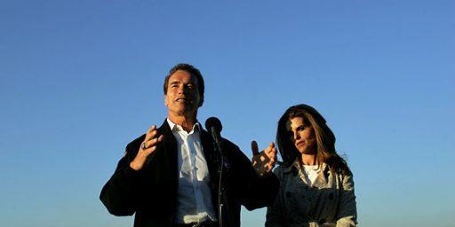 Schwarzenegger and Shriver Separate