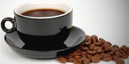 Coffee Reduces Suicide Risk