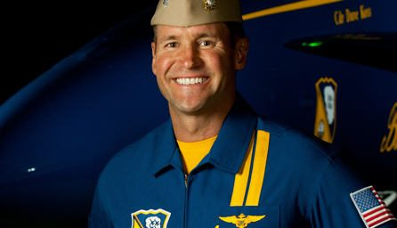 Blue Angels Chief Relieved