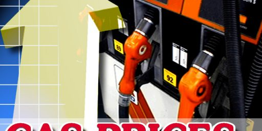 Gas Prices About To Become An Election Issue