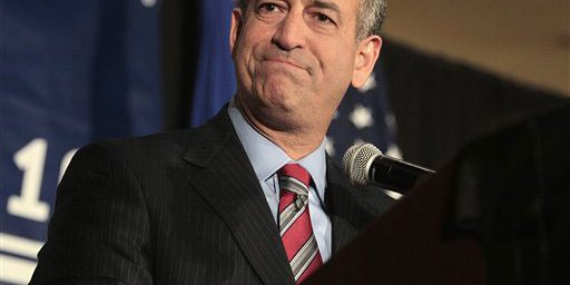 Russ Feingold Tells Wisconsin Democrats: I'm Not Running In 2012
