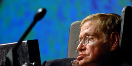 """Stephen Hawking: Heaven Is """"A Fairy Story"""""""