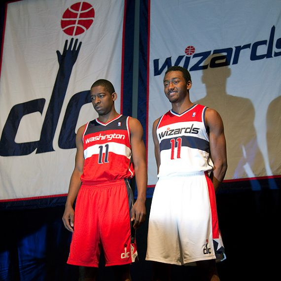 87a92bea939d The Washington Wizards have gone back to the future with new uniforms that  look remarkably like the old Washington Bullets unis.
