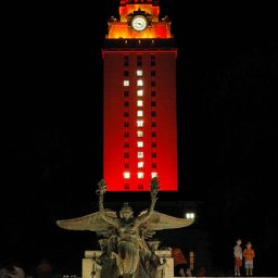 University of Texas clocktower