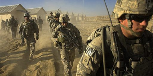 Majority Of Americans Want Troops Removed From Afghanistan ASAP