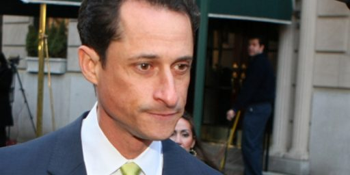 "Anthony Weiner Apologizes For ""Inappropriate Relationships,"" Will Not Resign"