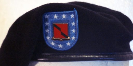 Army Ditches Black Beret For Patrol Caps