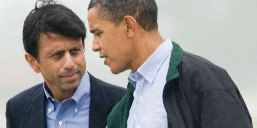 Bobby Jindal: Hating President Obama Is Foolish