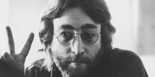 John Lennon, Closet Republican?