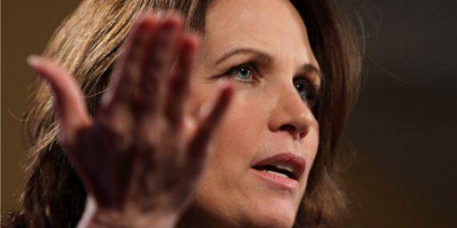Understanding Michele Bachmann