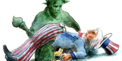 Uncle Sam's Losing Streak
