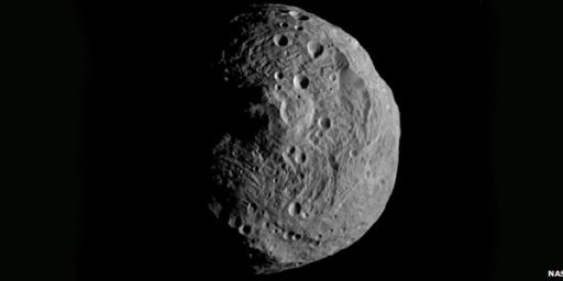 NASA Dawn Returns Images Of Vesta Or, The Space Program Is Not Dead