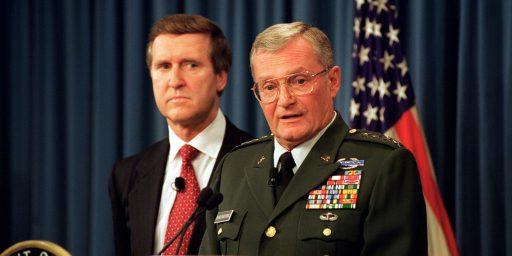 General John Shalikashvili Dead at 75