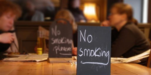 Americans Support Public Smoking Ban