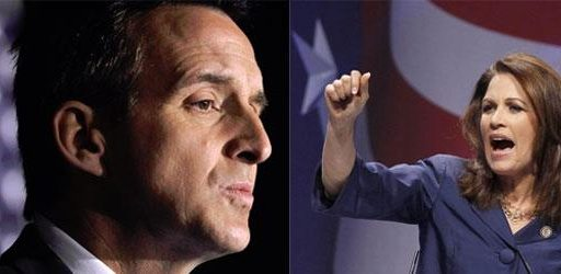 Pawlenty-Bachmann War Heats Up