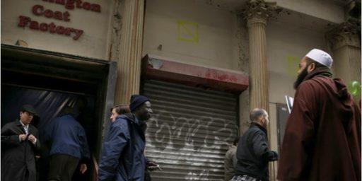 "New York Judge Dismisses Lawsuit Attempting To Block So-Called ""Ground Zero Mosque"""