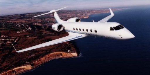 The Misplaced Attack On Private Jets