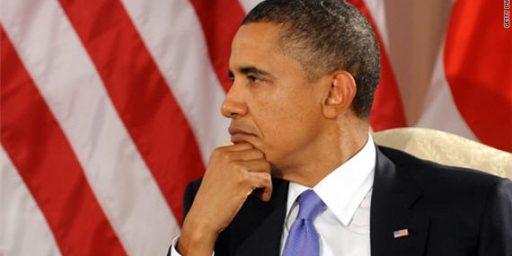 Obama In Trouble In Battleground States