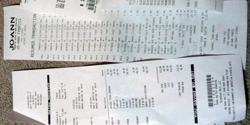 Paperless Receipts Coming To A Store Near You