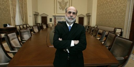 Is There Really Anything Ben Bernanke Can Do?