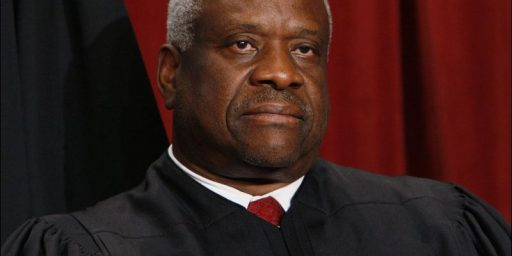 The Triumph Of Clarence Thomas
