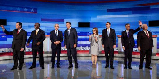 Republicans Clash In Most Energetic, Combative Debate So Far
