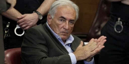 Prosecutors Ask Judge To Dismiss Charges Against Dominique Strauss-Kahn