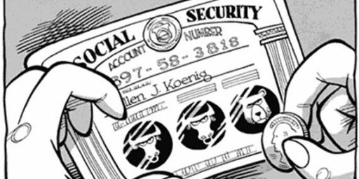 Social Security as a Ponzi Scheme