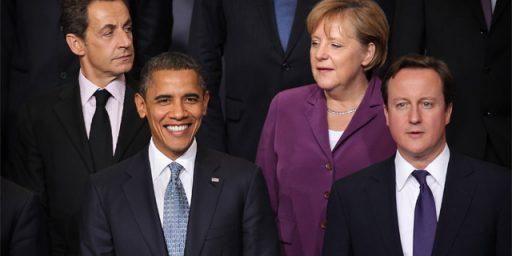Libya Exposes Transatlantic Contradictions