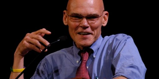 James Carville To Obama: Time To Get Tough And Fire Some People