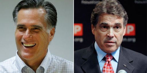 Rick Perry Supporters Coordinating Anti-Mormon Message?