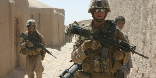 """""""We'll Fight Against America For A Thousand Years If We Have To"""": The Folly Of Afghanistan"""