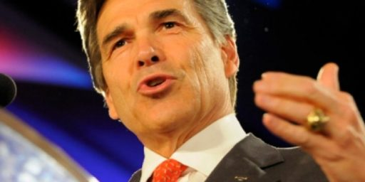 Rick Perry's Immigration Stance Not Exactly Hard-Line Conservative
