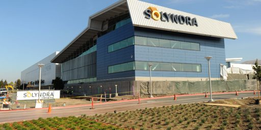 Solyndra Reportedly Violated The Terms Of Its Government Loan