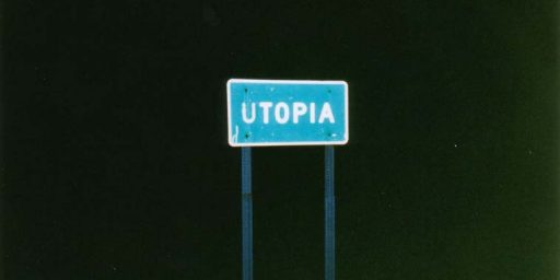 Utopia Is A Relative Concept