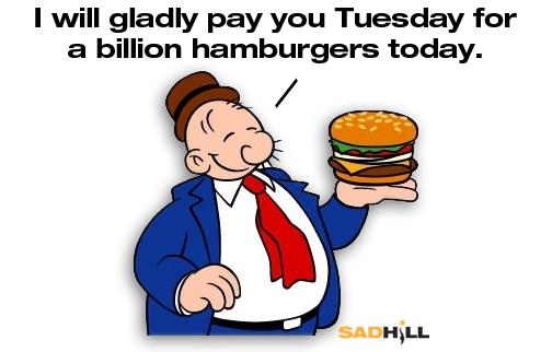 Obama's Wimpy Debt Reduction Plan  Obama's Wim...