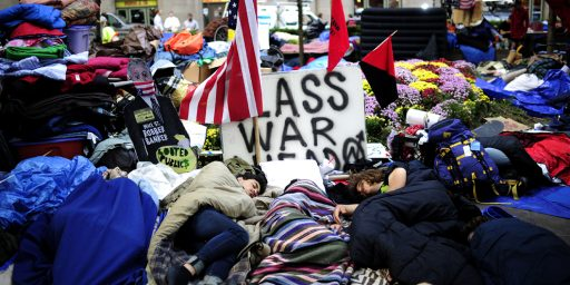 Two Brief Observations about OWS Critiques