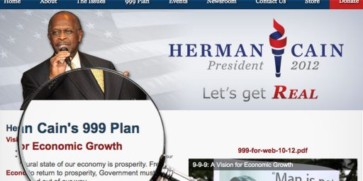 Architect Of 9-9-9 Says Herman Cain Should Replace Sales Tax With A Payroll Tax