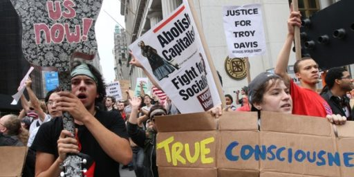 #OccupyWallStreet: A Protest, Or A Temper Tantrum?
