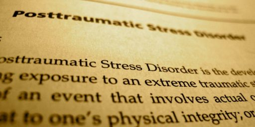 DOD Won't Fund Promising PTSD Treatment