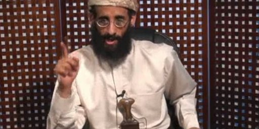 The Death Of Anwar Al-Awlaki And The Imperial Presidency