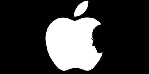 Steve Jobs Tribute Logo