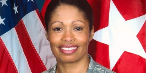 Marcia Anderson Army's First Black Female 2-Star General