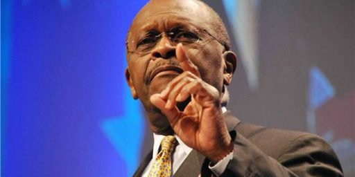 Herman Cain Celebrates His Foreign Policy Ignorance