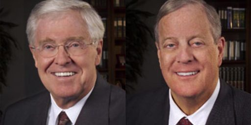 Koch Brothers Under the Microscope