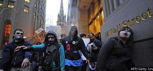 OWS' Seedy Underbelly