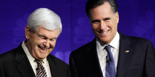 Gingrich Nearly Tied With Romney In New Hampshire? Don't Be So Sure Just Yet