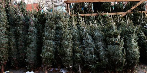 "A ""Christmas Tree Tax""? No, Just Good Old Crony Capitalism"