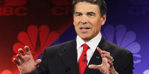 Ted Cruz's Victory Last Night Was Bad News For Rick Perry