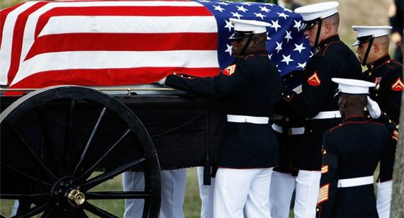 military-funeral
